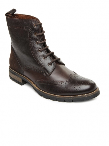 Dark Brown Boots